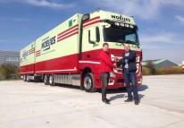 19 nieuwe vrachtwagens in 2016