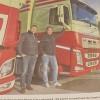 Artikel Moeijes 100 jaar in Noordhollands Dagblad
